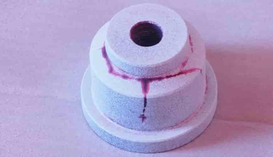 corso e patentino controlli non distruttivi metodo liquidi penetranti en 9712