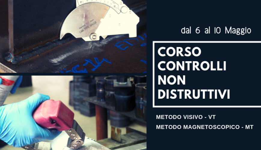Corso Visivo e Magnetoscopico Maggio 2019